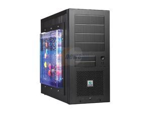 LIAN LI PC-0710B Black Computer Case With Side Panel Window - OEM