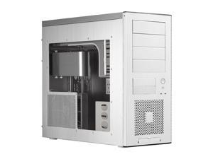 LIAN LI PC-60APLUSII W Silver Computer Case
