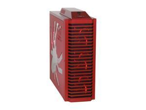 LIAN LI PC-P80R Red Computer Case