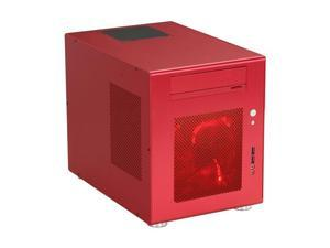 LIAN LI PC-Q08R Red Computer Case