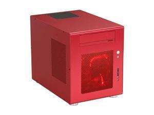 LIAN LI PC-Q08R Red Computer Case