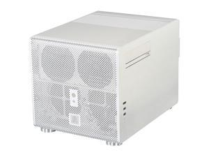 LIAN LI Silver PC-V353A Micro ATX Media Center / HTPC Case