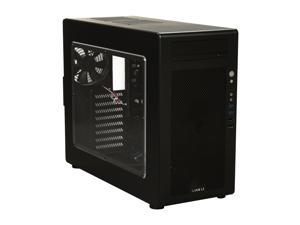 LIAN LI PC-V700X All Black Computer Case With Side Panel Window