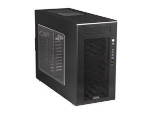 LIAN LI PC-V750WX Black Computer Case With Side Panel Window