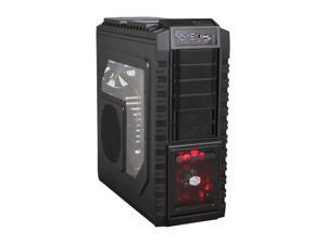 Cooler Master HAF X - High Air Flow Full Tower Computer Case with Windowed Side Panel and USB 3.0 Ports
