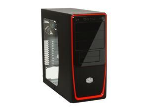 COOLER MASTER Elite 311 RC-311B-RWN1 Red Computer Case