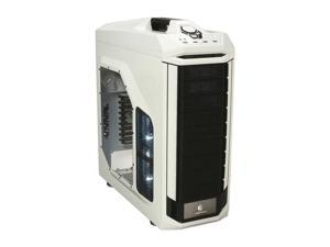 "CM Storm Stryker - White Full Tower Gaming Computer Case with Handle and External 2.5"" Drive Dock"