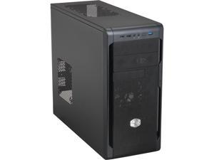 Cooler Master N300 - Mid Tower Computer Case with Meshed Front Panel