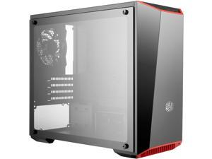 MasterBox Lite 3.1 mATX Case with Tempered Glass, DarkMirror Front Panel and External Customization options by Cooler Master