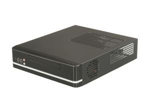 hec Black ITX ITX200A Mini ITX Media Center / HTPC Case