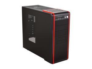 HEC 63R3BR Black Computer Case - OEM