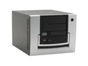 CHENMING 118-AL-BLK-0-300PSU Black/ Silver Computer Case