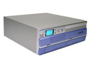 AHANIX X120 Blue Computer Case