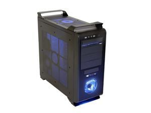 ARK 6099-CA Black Computer Case With Side Panel Window