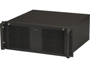 ARK IPC-4U408PS Black 4U Rackmount Server Case