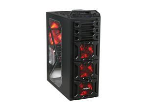 Antec DF-85 Black Computer Case With Side Panel Window