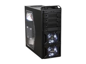 Antec DF-35 Black Computer Case With Side Panel Window
