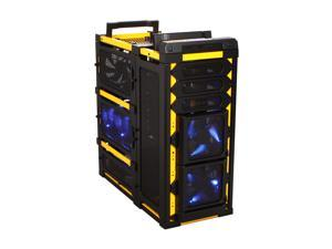 Antec Lanboy air Yellow Black / Yellow Computer Modular Case