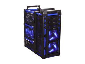 Antec Lanboy air Blue Black / Blue Computer Modular Case