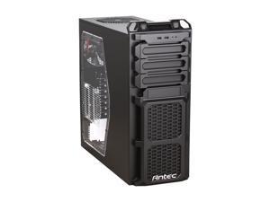 Antec Dark Fleet DF-10 Black Computer Case