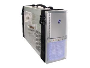 Antec SUPER LANBOY Silver Computer Case With Side Panel Window