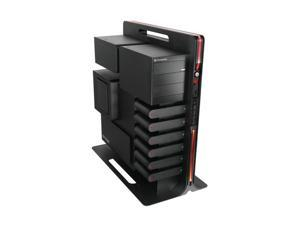 Thermaltake Level 10 VL30001N1Z Black Gaming Station Computer Case