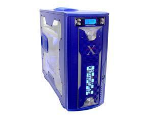 Thermaltake Xaser V Damier V5000D Blue Computer Case