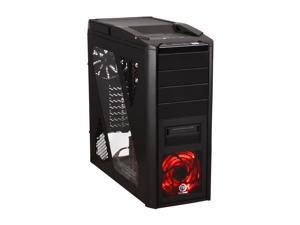 Thermaltake V9 BlacX Flex Edition VN500M1W2N Black Computer Case With Side Panel Window