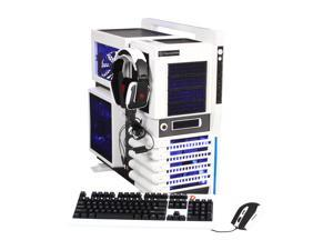 Thermaltake VN10006W2N-B White / Black Computer Case With Side Panel Window