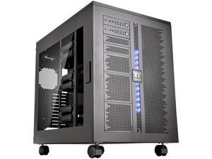 Thermaltake Core W200 CA-1F5-00F1WN-00 Black SPCC XL-ATX  Dual-System Super Tower Computer Case