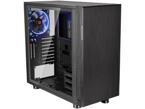 Thermaltake Suppressor F31 Tempered Glass Edition ATX Mid Tower Tt LCS Certified Gaming Silent Computer Case CA-1E3-00M1WN-03
