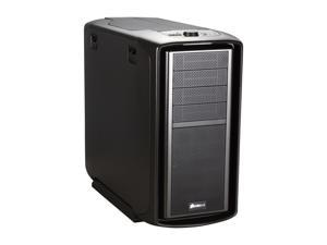 Corsair Graphite Series 600T Black Steel / Plastic ATX Mid Tower Computer Case
