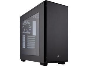 Corsair Carbide Series 270R CC-9011105-WW Black Steel Windowed ATX Mid Tower Computer Case