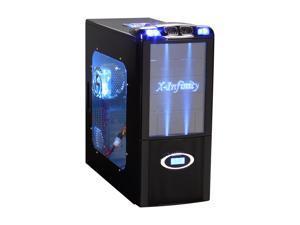 APEVIA X-Infinity ATXB6KLW-BK/420 Black Computer Case