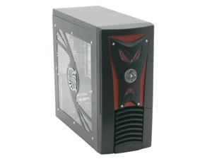 POWMAX DEMON IV CPDEM-4 Black Computer Case