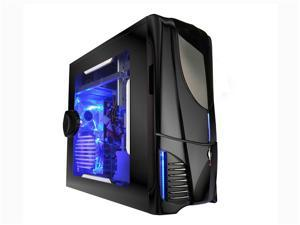 NZXT APOLLO BLACK Black Computer Case With Side Panel Window