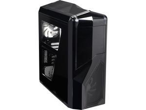 NZXT Phantom 410 Series CS-NT-PHAN-410-B Black Steel / Plastic ATX Mid Tower Computer Case