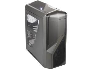 NZXT Phantom 410 Series CS-NT-PHAN-410-GM Gunmetal Black Trim Computer Case With Side Panel Window