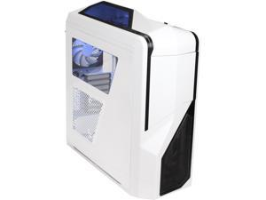 NZXT Phantom 410 Series CS-NT-PHAN-410-W Black/White Steel / Plastic ATX Mid Tower Computer Case