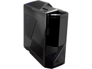 NZXT Phantom RB-PHAN-001BK Black Steel / Plastic ATX Full Tower Computer Case