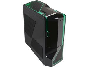 NZXT Phantom RB-PHAN-002GR Black/Green Steel / Plastic ATX Full Tower Computer Case