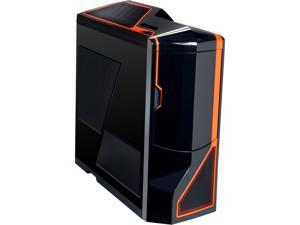 NZXT Phantom CS-NT-PHAN-BNO-3.0 Black / Orange Trim Computer Case