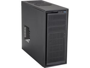NZXT Source 220 RB-CA-SO220-01 Black Steel / Aluminum-like finish ATX Mid Tower Computer Case