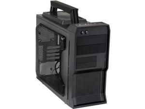 NZXT Crafted Series CS-NT-VULCAN Black Steel / Plastic Gaming mATX Computer Case