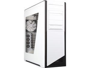 NZXT CS-NT-SWI-810-W White Steel / Plastic ATX Full Tower Computer Case