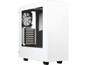 NZXT S340 Glossy White Steel ATX Mid Tower Case
