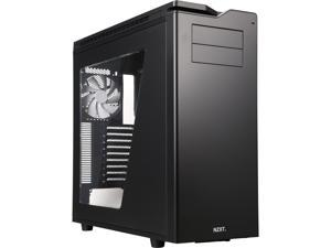 NZXT H630W-M1 Matte Black SECC Steel, ABS Plastic Ultra Tower Computer Case