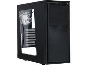 NZXT Source 210 RB-CA-S21W2-B1 Black SECC Steel, ABS Plastic ATX Mid Tower Computer Case