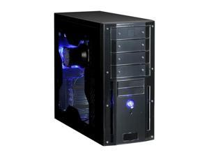 Rosewill TU-155 II 500 Black Computer Case With Side Panel Window