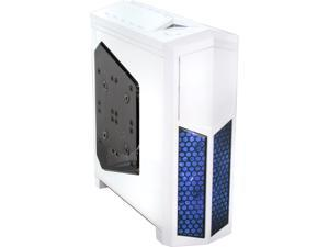 Rosewill THRONE-W Gaming ATX Full Tower Computer Case, support up to E-ATX/XL-ATX, come with Six Fans-2x Front Blue LED 140mm ...